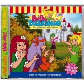 KIDDINX - CD Bibi Blocksberg … Das geheimnisvolle Schloss (Folge 92)