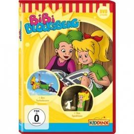 KIDDINX - DVD Bibi Blocksberg - Der Turbobesen / Hexerei im Spukhaus