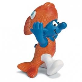 Schleich - Die Schlümpfe: Fische