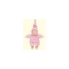 Die Spiegelburg - BabyGlück: Schmusepuppe, rosa