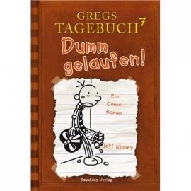 Baumhaus - Gregs Tagebuch 7 - Dumm gelaufen!