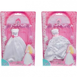 Simba - Steffi Love - Wedding Dress, 2-sort.