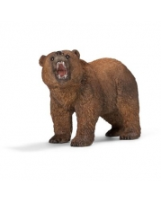 Schleich - World of Nature - Wild Life - Amerika - Grizzlybär