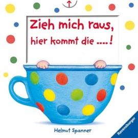 Ravensburger Buch - Zieh mich raus, hier kommt die Maus!