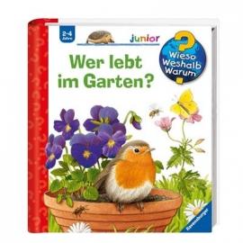 Ravensburger Buch - Wieso? Weshalb? Warum? - Junior - Wer lebt im Garten?