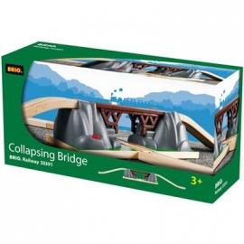 BRIO Bahn - Einsturzbrücke