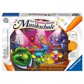 Ravensburger Spiel - tiptoi - Die monsterstarke Musikschule