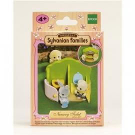 Sylvanian Families - Kindergarten-Toilette