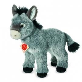 Teddy-Hermann - Esel stehend, 30 cm