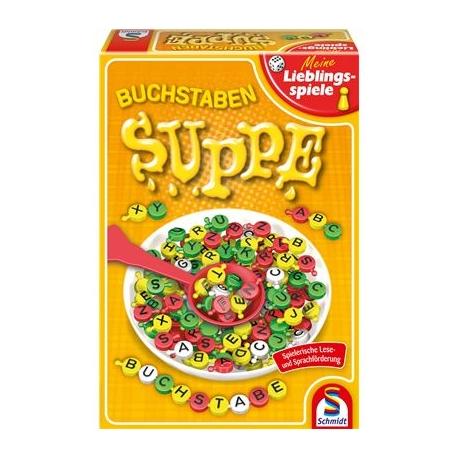 Schmidt Spiele - Buchstabensuppe