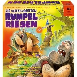 Drei Magier Spiele - Die verzauberten Rumpelriesen