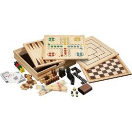 Holz-Spielesammlung 10 medium