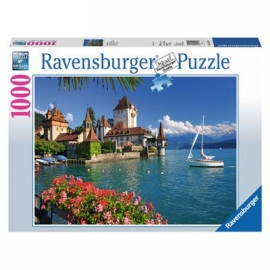 Ravensburger Puzzle - Am Thunersee, Bern, 1000 Teile