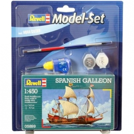 Revell - Model Set Spanish Galleon