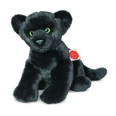 Teddy-Hermann - Panther sitzend 32 cm