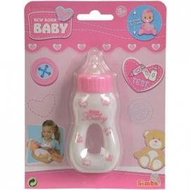 Simba - New Born Baby - Magisches Milchfläschchen