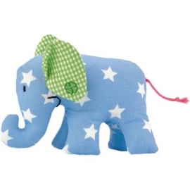 Käthe Kruse - Cara Mello Mini Elefant Sternchen