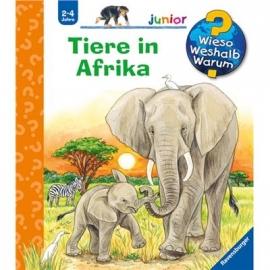 Ravensburger Buch - Wieso? Weshalb? Warum? - Junior - Tiere in Afrika