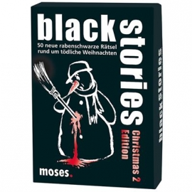 moses. - Black stories Christmas Edition 2