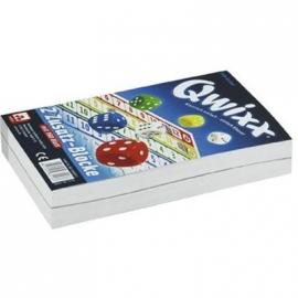 Nürnberger Spielkarten - Qwixx - Zusatzblöcke, 2er