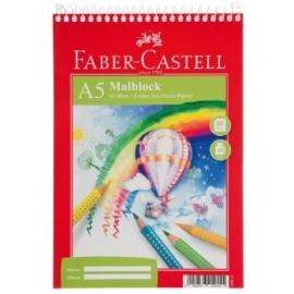 Faber Castell Malblock A5 60