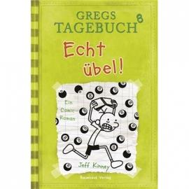 Baumhaus - Gregs Tagebuch - Echt übel! (Band 8)