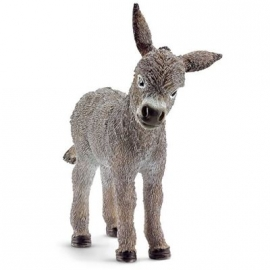 Schleich - World of Nature - Farm Life - Bauernhoftiere - Esel Fohlen