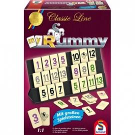 Schmidt Spiele - MyRummy - Classic Line