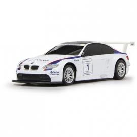 Jamara - Fahrzeug, BMW M3 Sport 1:24, weiß, 40 MHz