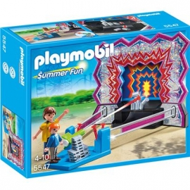 PLAYMOBIL® - Summer Fun - Dosen-Schießbude