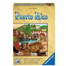 Ravensburger Spiel - Alea - Puerto Rico