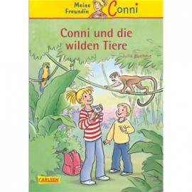 Carlsen - Conni-Erzählbände: Conni und die wilden Tiere, Band 23