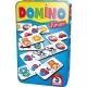 Schmidt Spiele - Domino Junior in Metalldose