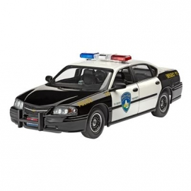 Revell - Chevy Impala Police Car