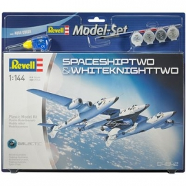 Revell - Model Set Space Ship Two & White Knight Two