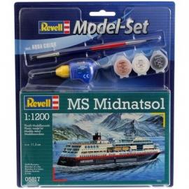 Revell - Model Set MS Midnatsol