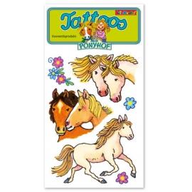Tattoo Mein Ponyhof