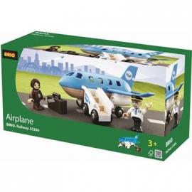 BRIO Bahn - Blaues Flugzeug