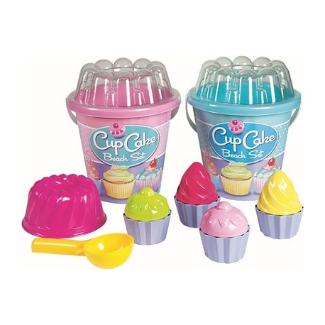 Simba - Eimergarnitur Cupcake, 2-sort.
