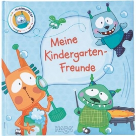 HABA - Meine Kindergarten Freunde - Minimonster