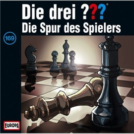 Europa - Die drei ??? CD Folge 169 - Die Spur des Spielers