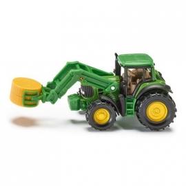 SIKU Super - Traktor mit Ballenzange