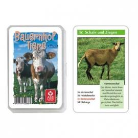 ASS Altenburger Spielkarten - Quartett Bauernhof Tiere