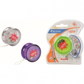 Simba - Yoyo Light-up, 3-sort.