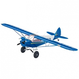 Revell - Piper PA-18 with Bushwheels