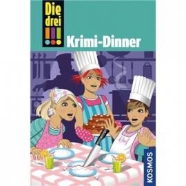 KOSMOS - Die drei !!! - Krimi-Dinner, Folge 51