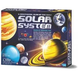 Leucht-Sonnensystem Mobile Ba