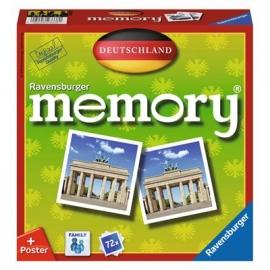 Ravensburger Spiel - Deutschland memory