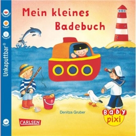 Carlsen Verlag - Baby Pixi - Mein kleines Badebuch, Band 21
