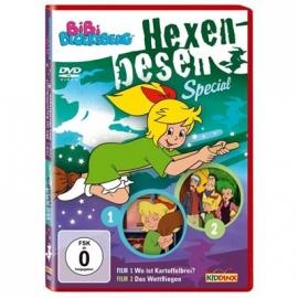 KIDDINX - DVD Bibi Blocksberg - Das Hexenbesen-Special